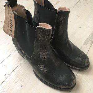 Bed Stu bedstu 7.5 lorn Chelsea black boots